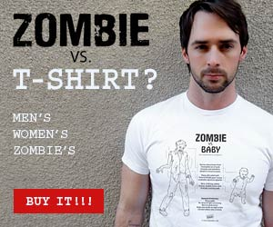Click here to see Zombie VS Baby merch