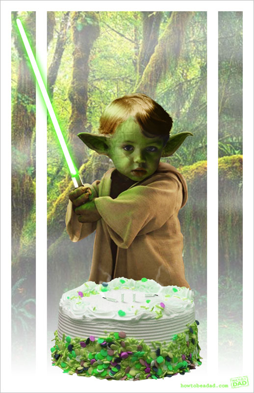 Max's 2nd Birthday Card