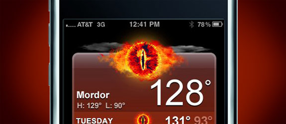 Beating the Heat in Mordor