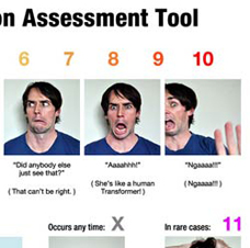 Original Universal Birth Reaction Assessment Tool