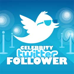 Celebrity Twitter Follower Thumbnail