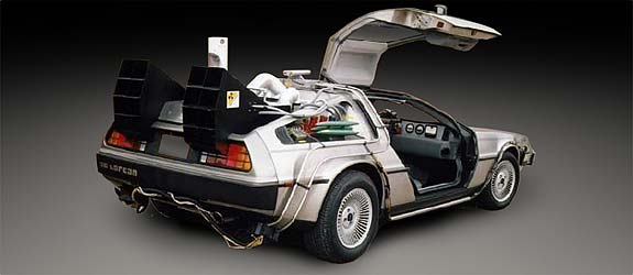 Time Machines: Not just for Doc Brown anymore