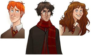 What if Harry Potter was done by Disney?