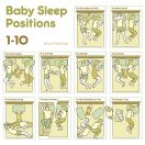 Baby Sleep Positions 1-10