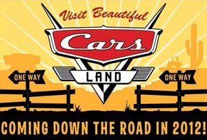 Disneyland's new Cars Land attraction