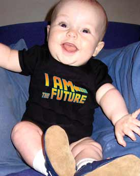 I am the future - by YoungPunks.com