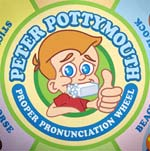 Bad Baby Product Idea 10 peter pottymouth proper pronunciation wheel