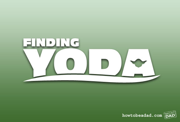 Finding Yoda Finding Nemo Movie Title