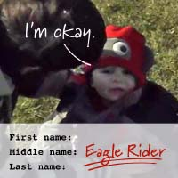 Golden Eagle Snatches Kid YouTube Video
