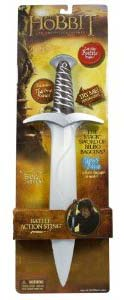Toy The Hobbit Sword Sting Bilbo's Elven Sword