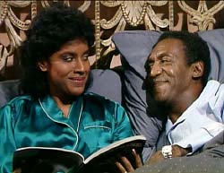 The Huxtables Romance in the Bed