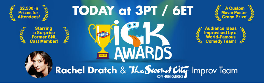 HowToBeADad.com Presents the Clorox Ick Awards Twitter Event