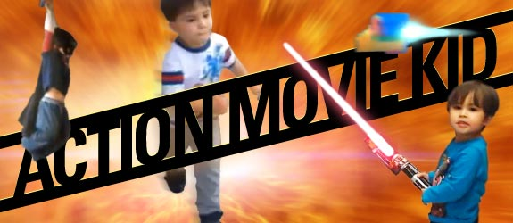 Action Movie Kid Videos