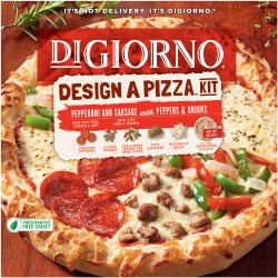 DiGiorno Design a PIzza
