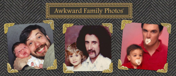 Awkward Family Photos Dads