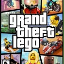 Grand Theft Auto LEGO Video Game