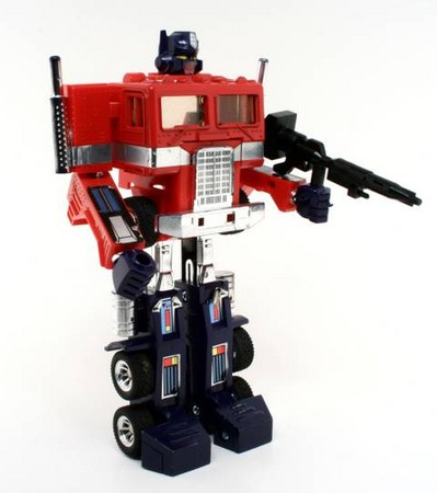 Optimus Prime Robot