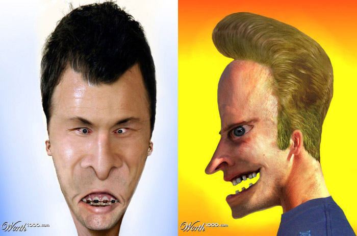 realistic-untooned-beavis-and-butthead