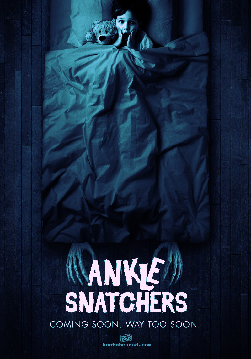 Toddler horror Movies Ankle Snatchers