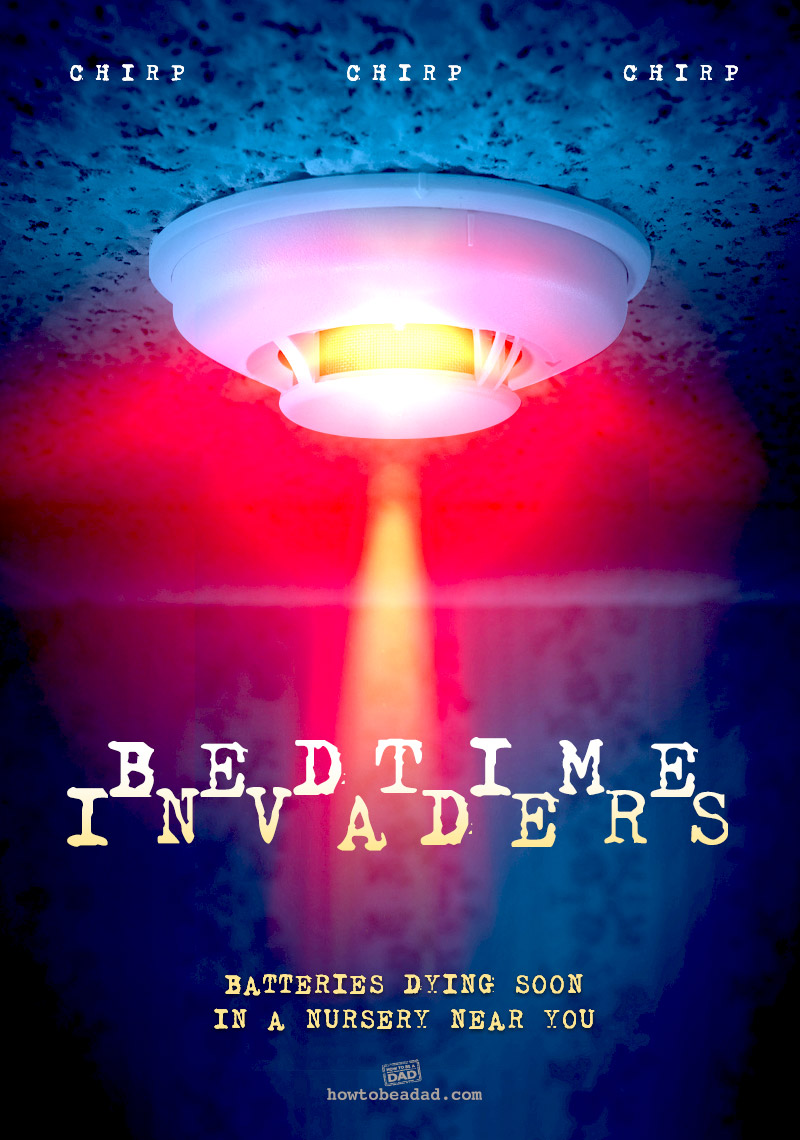 Toddler Horror Movies Bedtime Invaders