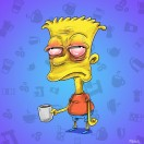 bart-simpson-before-coffee