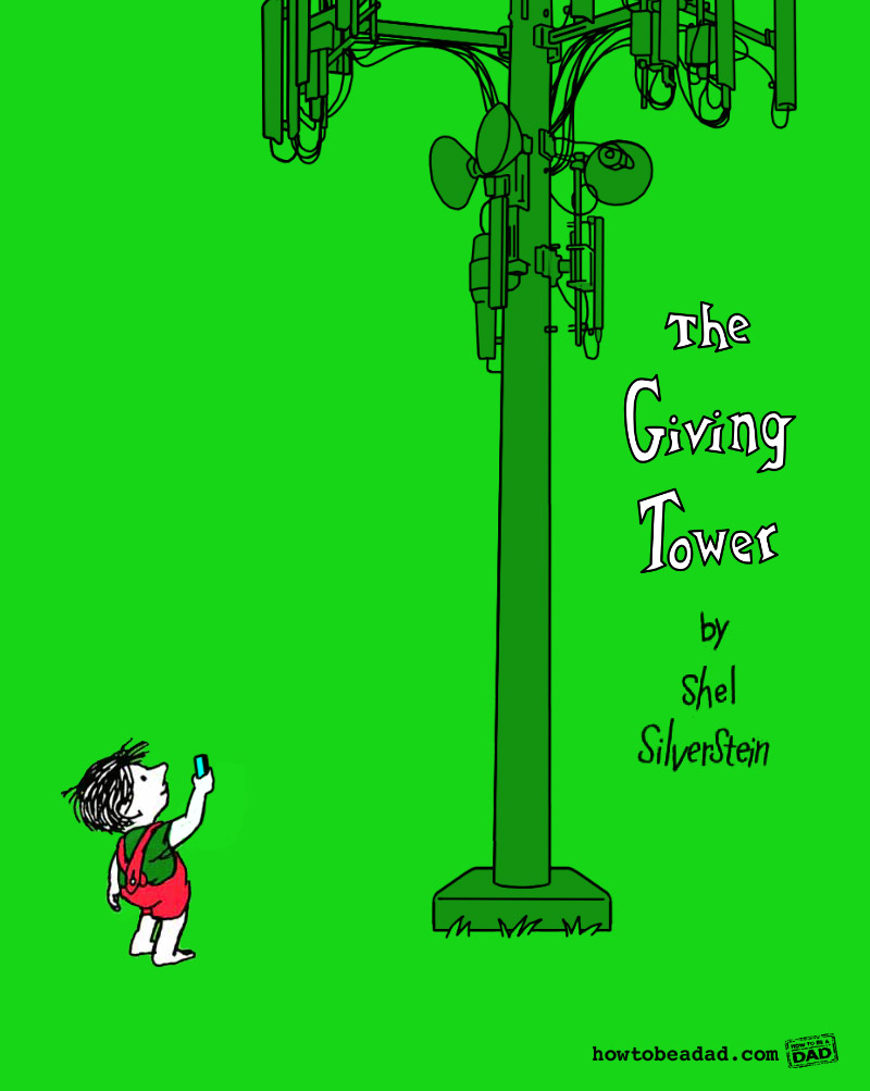 The Giving Tree Funny Parody Tower