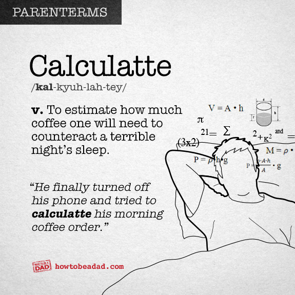 Parenterms-Calculatte