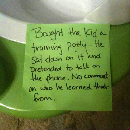 stickynotes-potty