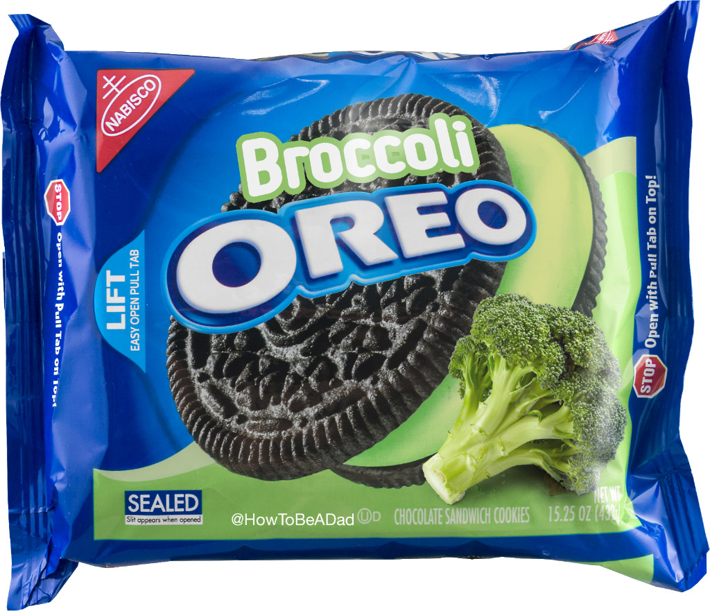 Broccoli Oreos