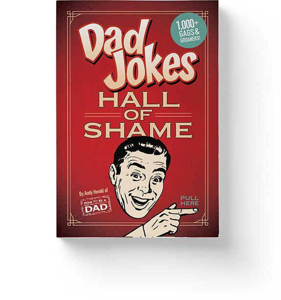 Tata Jokes Hall of Shame 1000 Dade Jokes Book Gift